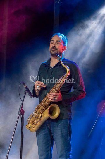 Saxofonista house