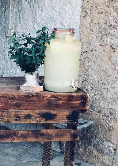 Estaciones de limonada