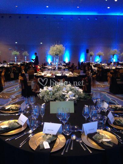 Banquete en Great room