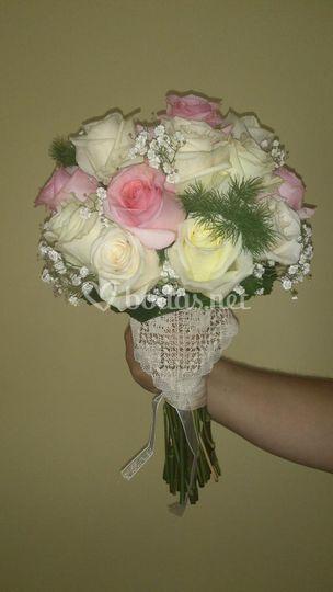 Ramo de novia bouquete