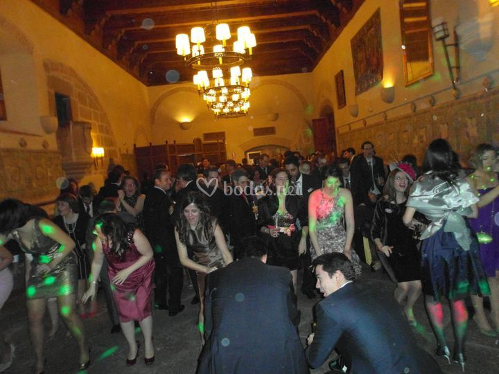 Diversión y bailes