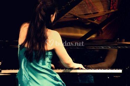 Organista pianista boda