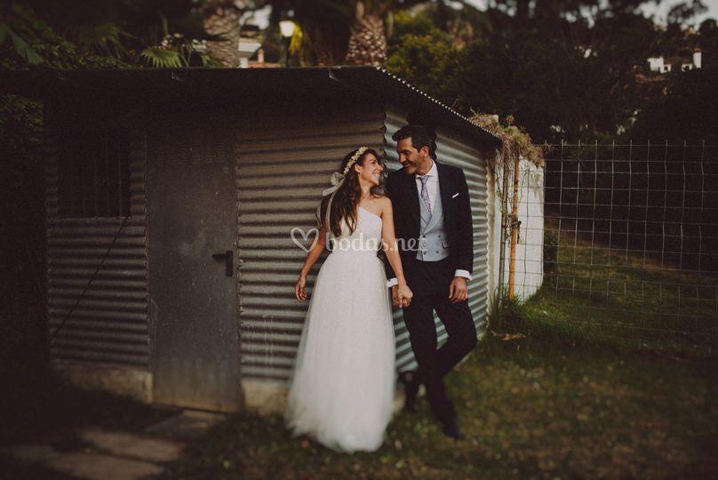 Posados originales de bodas