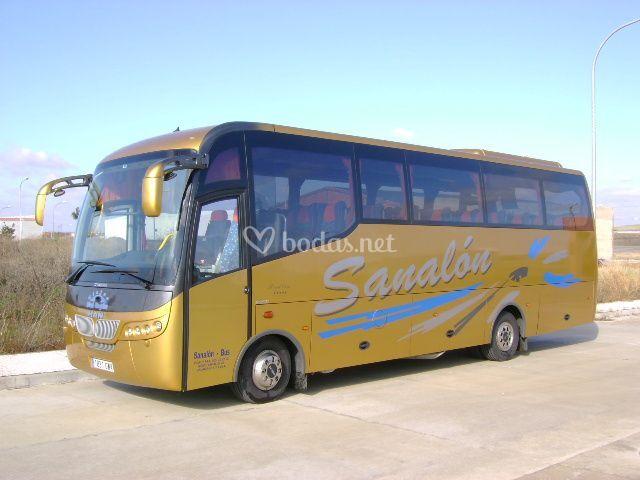 Bus de 35 plazas