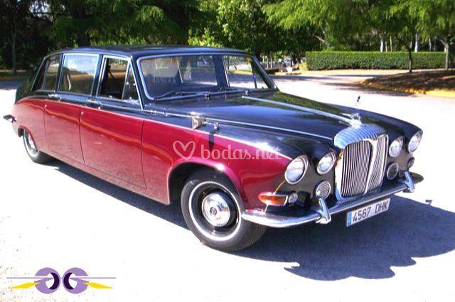 Daimler limusina 1973