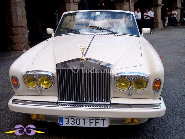 Rolls Royce Corniche  1982