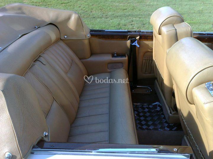 Rolls Royce Corniche año 1982