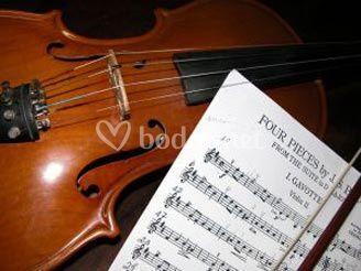 Violines y Violonchelo para Bodas