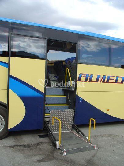 Bus  para Silla de Ruedas