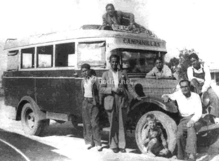 Autobús de 1930
