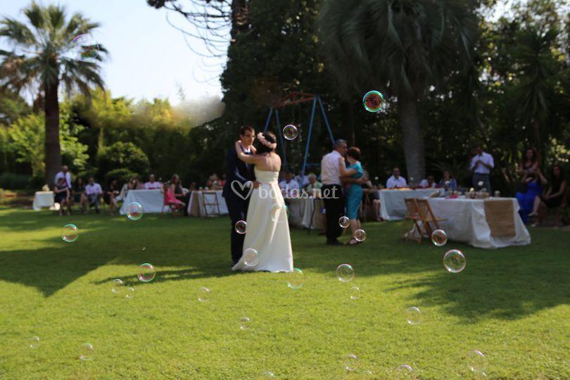 Organización de boda rústica