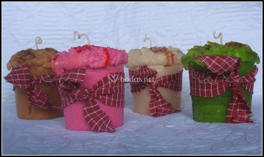 Colecciòn velas dulces