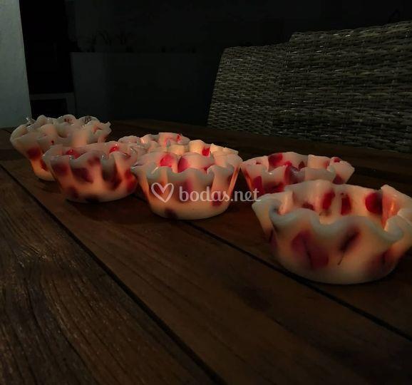 Luminarias de medusa