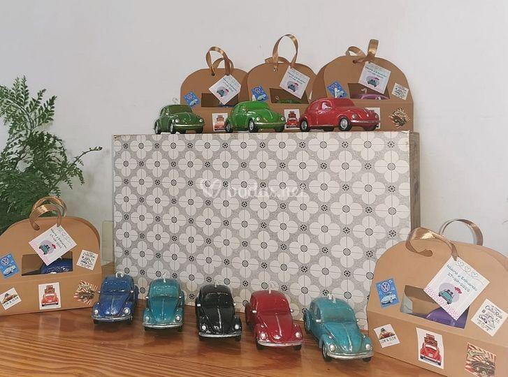 VW vela de regalo