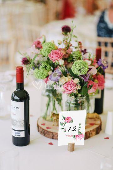 Cartelería para bodas