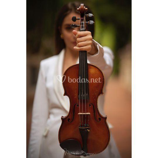 Violinista Anastasia