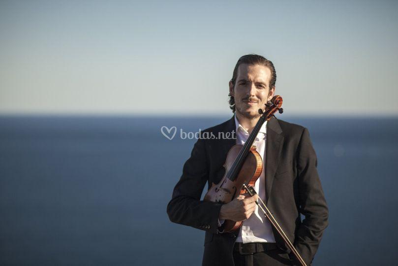 Violinista Jaime