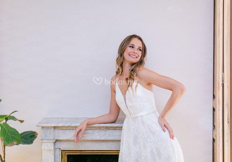 Agapi-mu modelo Laura