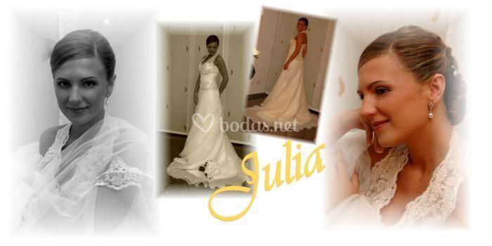 Reportaje Novia - Julia