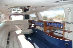 Interior del modelo luxury. Piel crema.