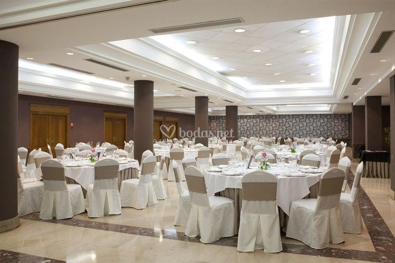 Restaurante para banquetes