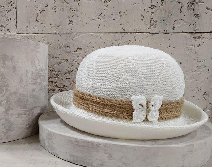 Sombrero para la novia
