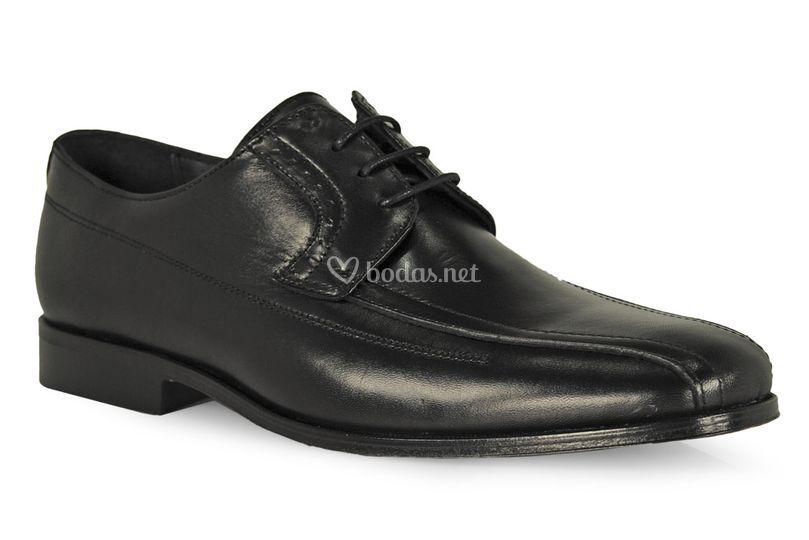 Blucher vestir negro 71997