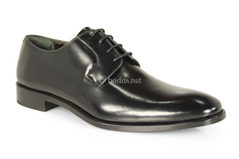 Zapato vestir negro 79777