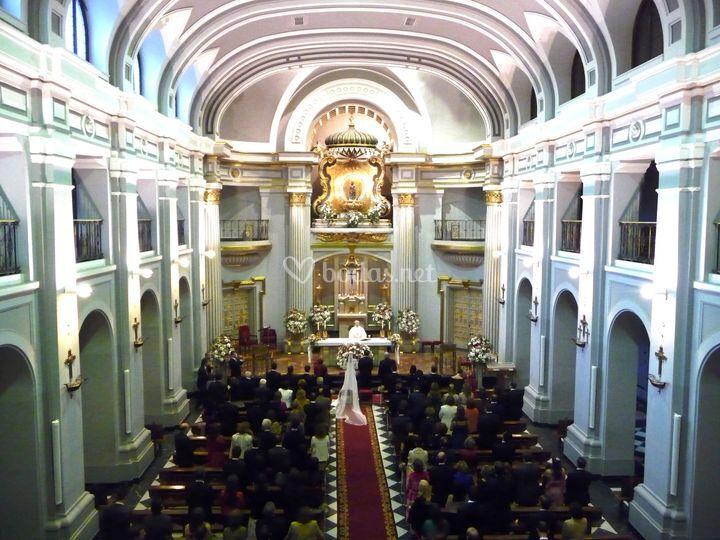 Basílica de Atocha