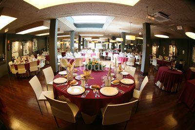 Comedor para bodas