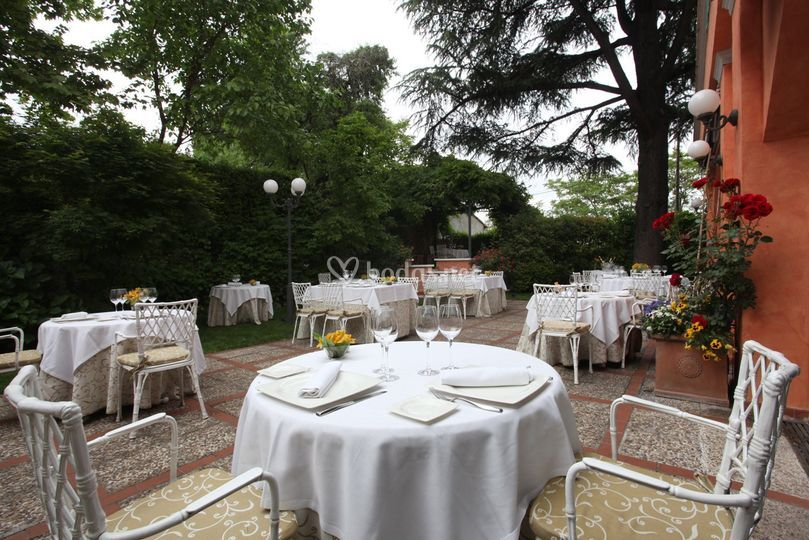 Quinta de los cedros for Jardin los cedros