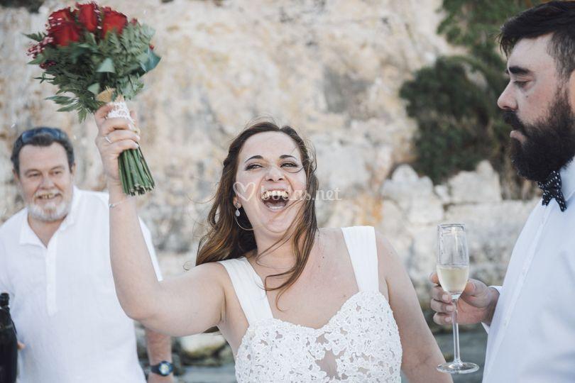 La novia enrollada