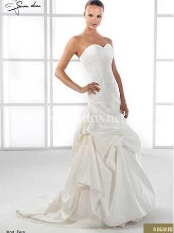 Vestidos de novia zarandona precios
