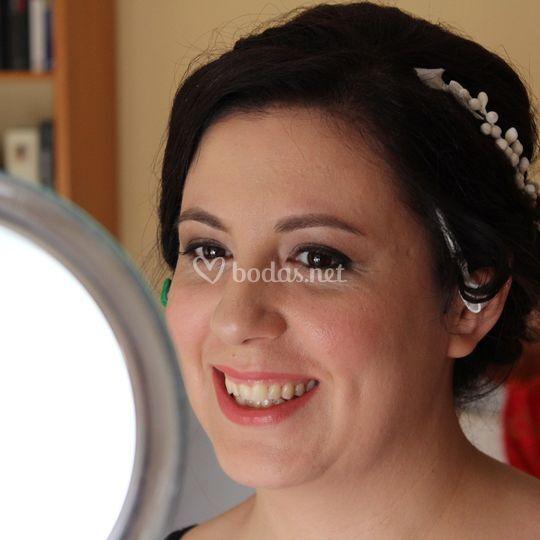 Maquillaje Laura