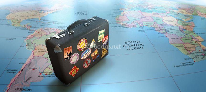 El mundo en tu maleta
