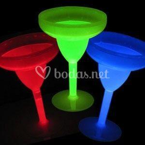 Ilumina tus copas de cocktail