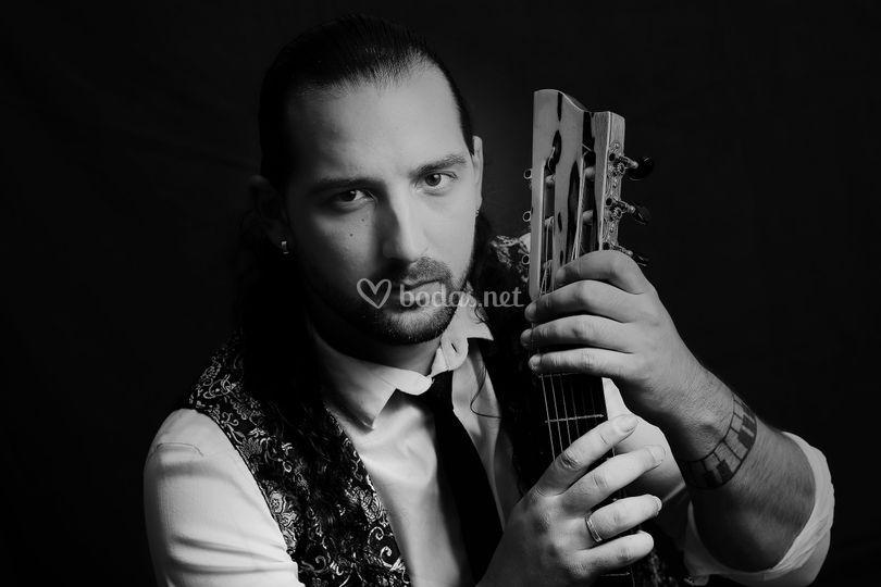 Edu Vico - Guitarrista