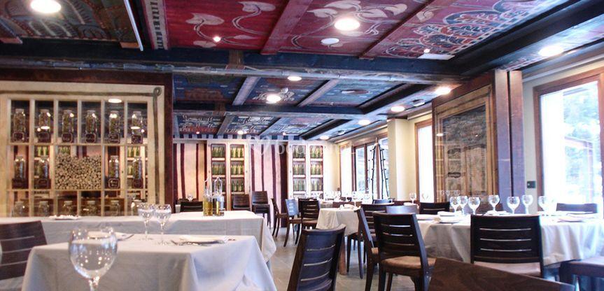 Restaurante El Boj