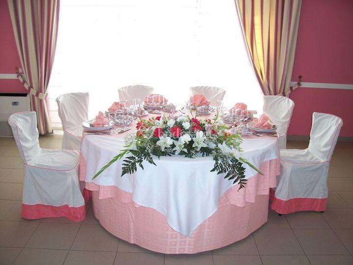 Presidencia bodas