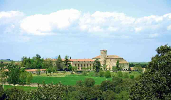 Abadía de Párraces