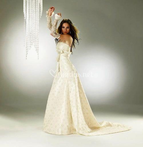 7f8007db5f Outlet vestidos de novia yolan cris – Vestidos de noche