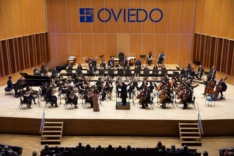 Auditorio Oviedo