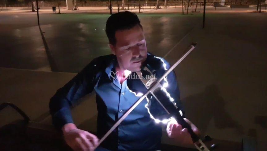 Instrumentos iluminados
