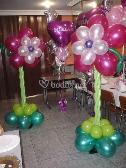 Flores para Miriam