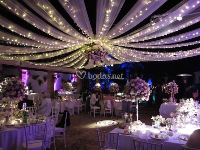 Iluminación fairy lights