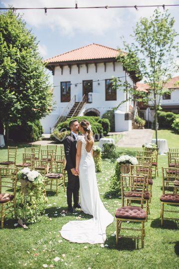 Vistas boda civil