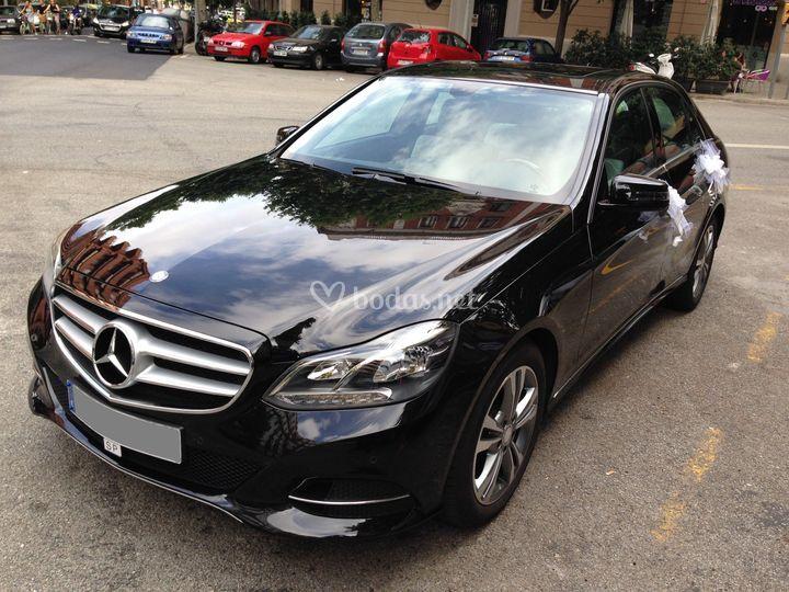 Grupo A: Mercedes E