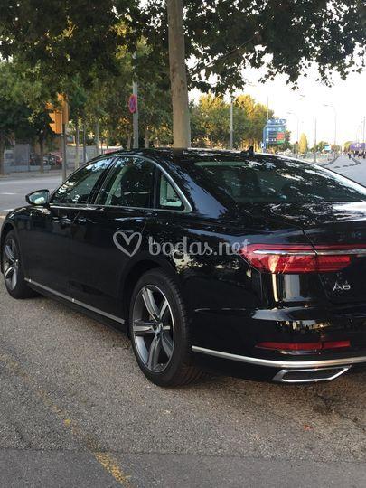 Grupo B: Audi A8