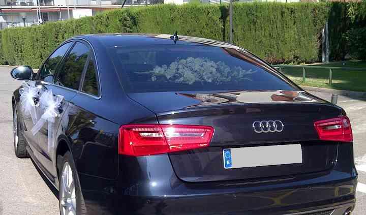 Grupo A: Audi A-6L