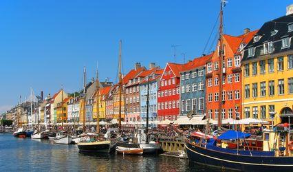 Luna de miel en Copenhague